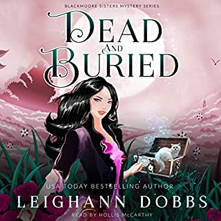 Dead and Buried audiobook cover art