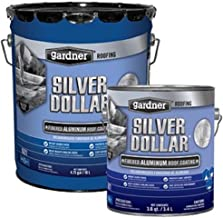 Best silver dollar roof coating Reviews