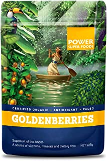 Power Superfoods Golden Berries, 225 g