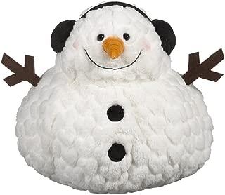 ganz stuffed snowman