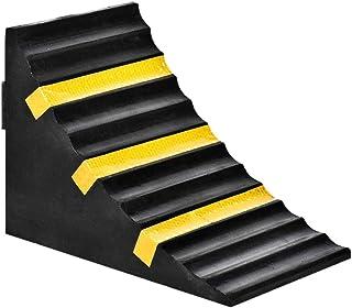 Ruota Facile Accesso alla Rooftop Portapacchi Porta Passo Veicolo Fino Pedale Regolabile Passo Servizio Pieghevole per Auto Dbtxwd Passo Pneumatico SUV
