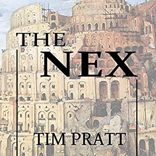 The Nex audiobook cover art