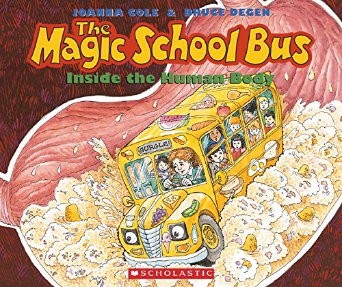 The Magic School Bus Inside the Human Bodyの詳細を見る