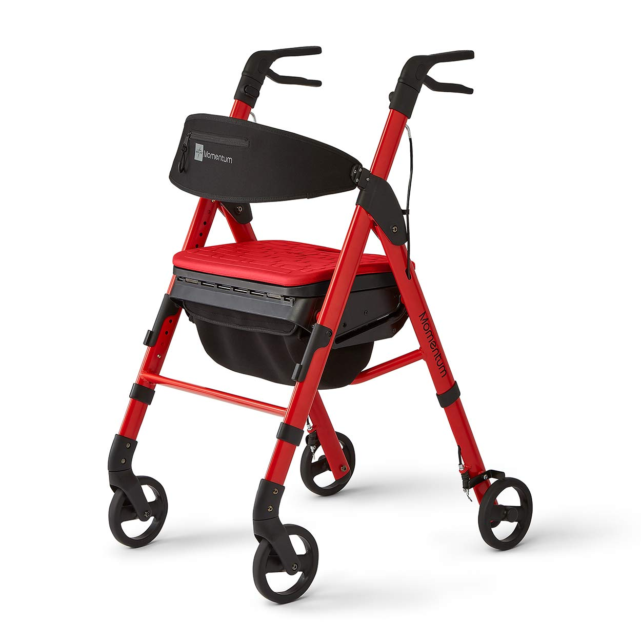 Medline Momentum Rollator Preassembled Supports