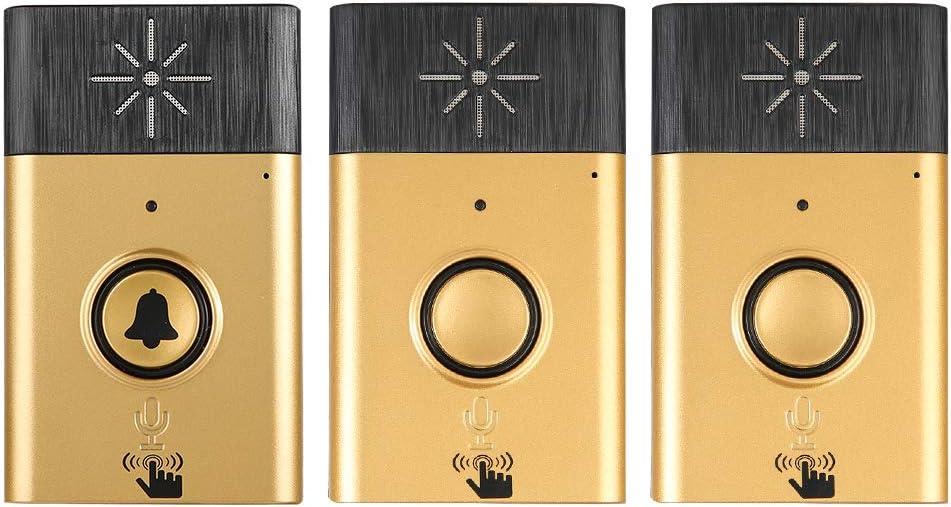 Voice Gifts Intercom Doorbell Low Consumption Power Do Wireless Phoenix Mall