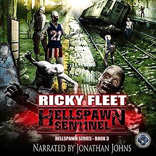 Hellspawn Sentinel (Volume 3) audiobook cover art