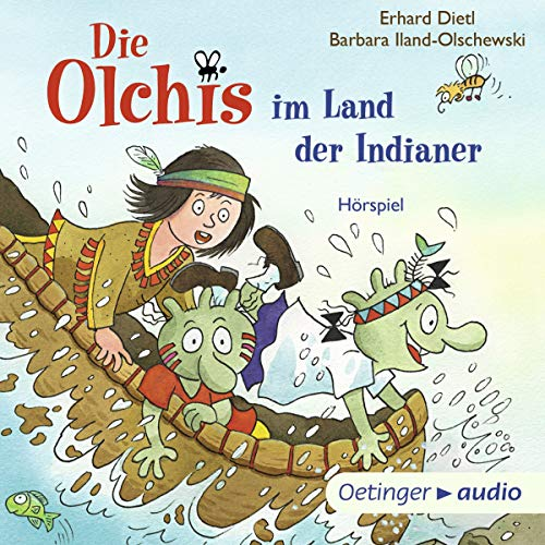 Die Olchis im Land der Indianer                   By:                                                                                                                                 Erhard Dietl,                                                                                        Barbara Iland-Olschewski                               Narrated by:                                                                                                                                 Wolf Frass,                                                                                        Dagmar Dreke,                                                                                        Eva Michaelis,                   and others                 Length: 1 hr and 1 min     Not rated yet     Overall 0.0