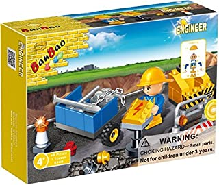 Banbao Construction, Building Sets & Blocks  4 years & above,Multi color