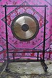 Gong Chau 60.96 cm con soporte, mazo y bolsa
