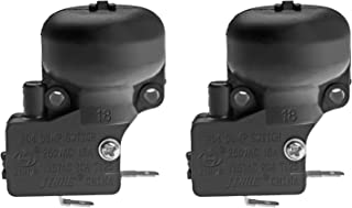 Timsec 2Pcs Tilt Switch THP-ATM, Micro Anti Tilt FD4 Dump Switch, TT15C-08 Tip Over Switch, Compatible with Tank Top, Cabi...