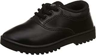 Unistar Boy's School Shoes
