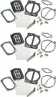 Kawasaki CDKCV Triple Carburetor Carb Rebuild Kit Ultra 150 900 1100 ZXi STXR STX-R 1100 STX 98-99 1100 ZXi 98-03