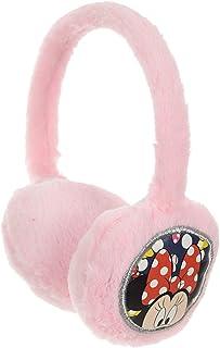 La Reine des Neiges Girls Earmuffs pink Rose//marine one size