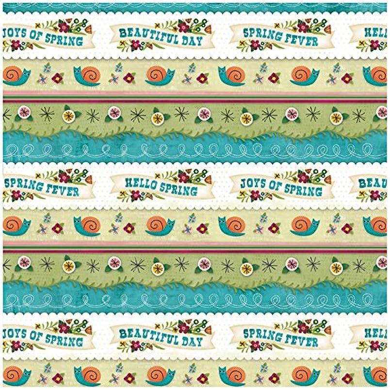 KAREN FOSTER Design Scrapbooking Paper, 25 Sheets, Joys of Spring, 12 x 12 mh164939300
