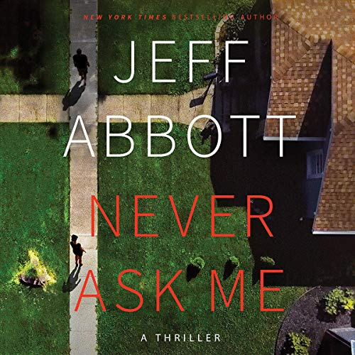 Page de couverture de Never Ask Me