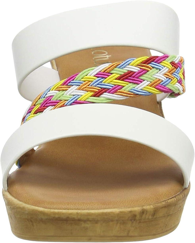 Lotus Womens Jezabel Open Toe Sandals