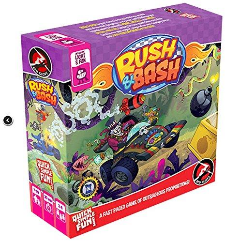 Rush & Bash. Juego de mesa. Multilenguaje