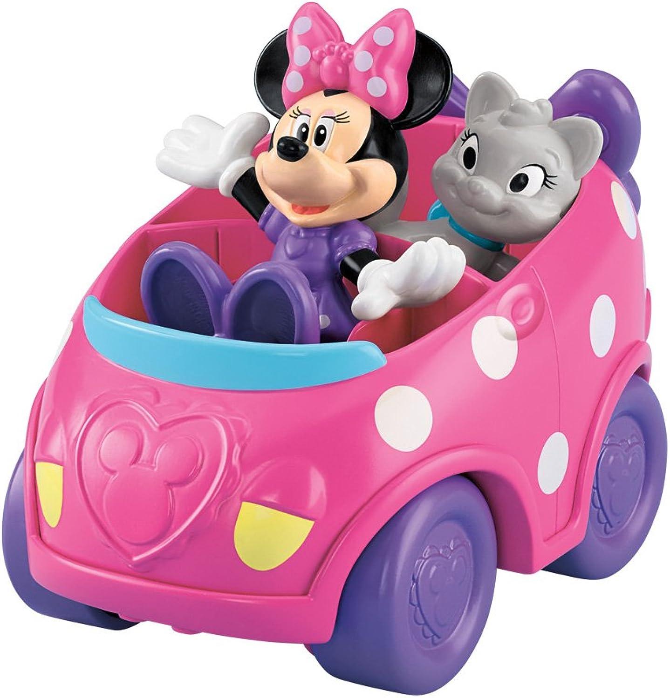 Fisher Price Disneys Minnie Mouse Ktzchen Cabrio