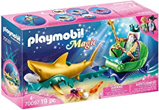 Playmobil 70097 Magic Toy Figure Playset, Colourful