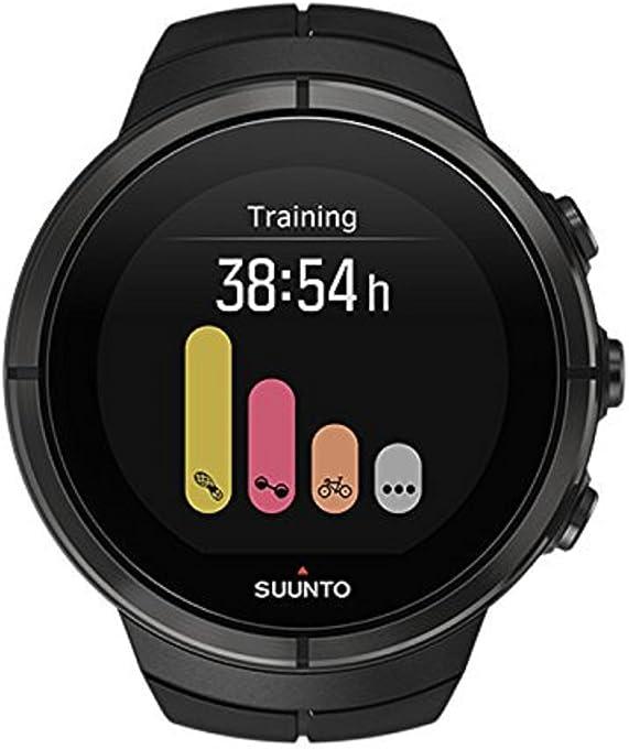 Suunto Spartan Ultra GPS Watch, All Black