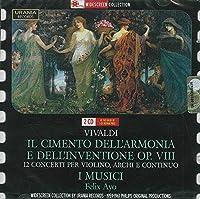 Vivaldi: Il Cimento Dell'Armonia E Dell'Inventoine op. 8