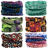 NEXTOUR Neck Gaiter Headwear Headband Head Wrap Scarf Mask Neck/Ear...