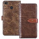 YLYT Shockproof - Gold Flip Leather TPU Silicone Luxury