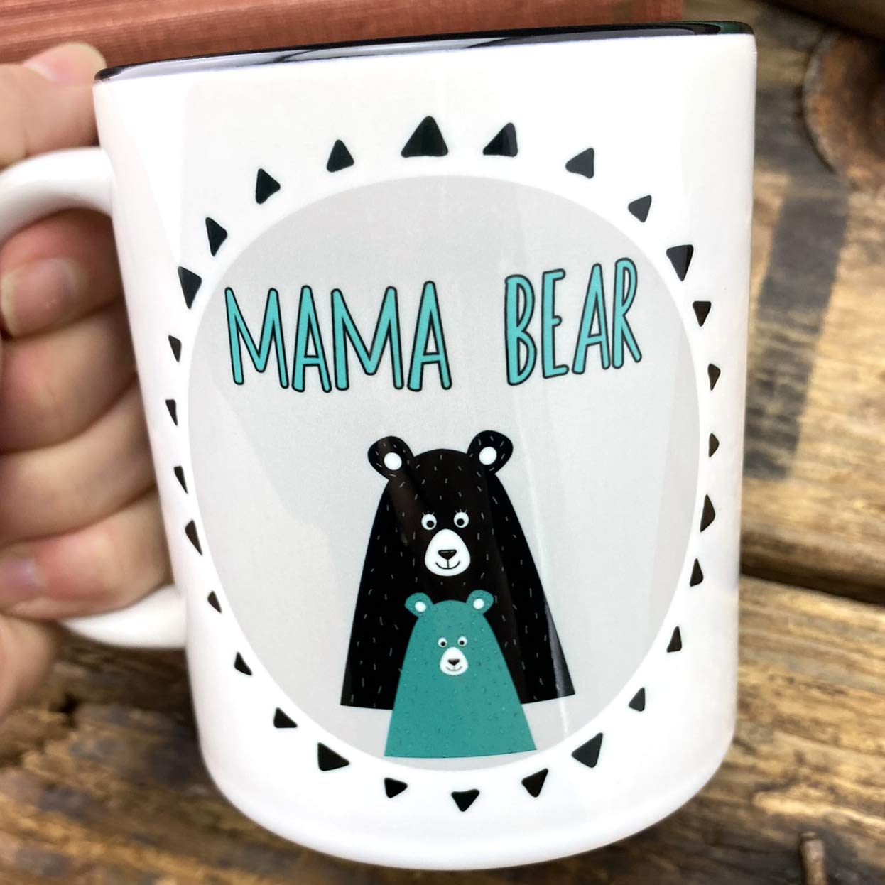 Mama Bear Mug - One supreme Baby Mom Cub Moth Present For Thoughtful OFFer