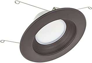 American Lighting E56-B40-DB EPIQ 56 LED Recessed Downlight Module, 5-6 inch, Dark Bronze