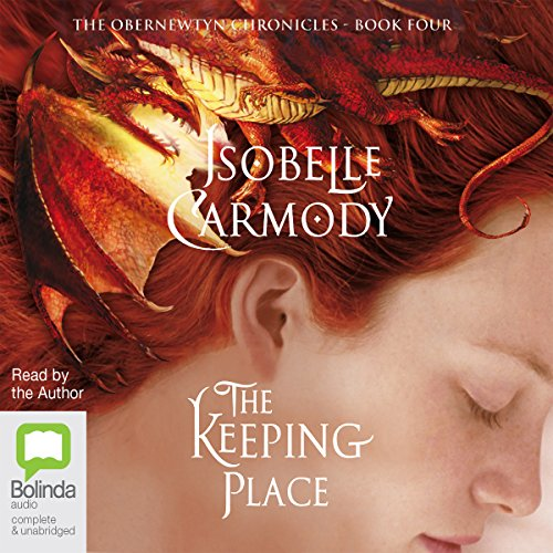 The Keeping Place audiobook cover art