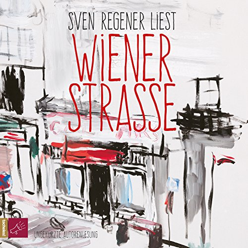 Wiener Straße audiobook cover art