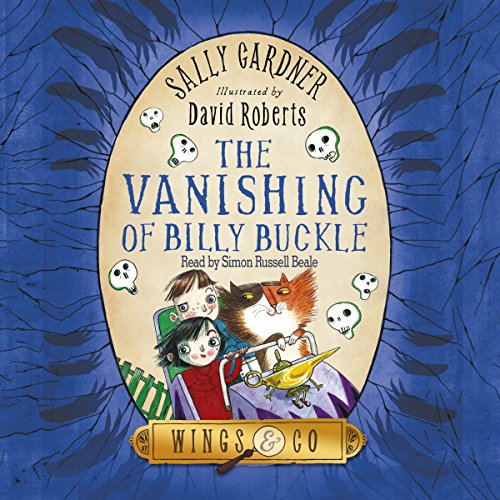 The Vanishing of Billy Buckle cover art