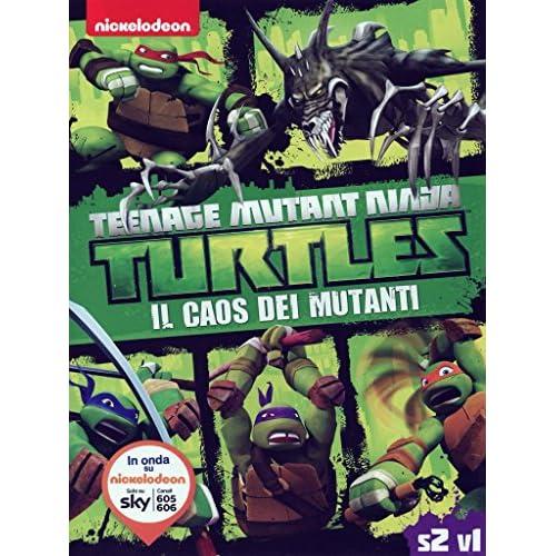Teenage Mutant Ninja Turtles - Il Caos dei Mutanti (DVD)