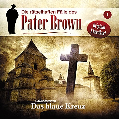 Das blaue Kreuz audiobook cover art