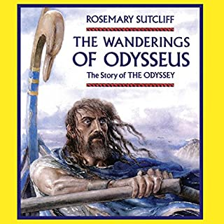The Wanderings of Odysseus cover art