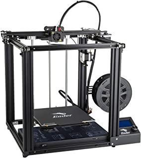 3 idea Imagine Create Print Creality Ender 5 3D Printer with Resume Printing Function and Brand Power Supply