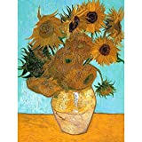 Wee Blue Coo Vincent Van Gogh Still Life Vase with Twelve
