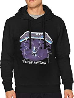Metallica- Ride Lightning Funny Hoodies