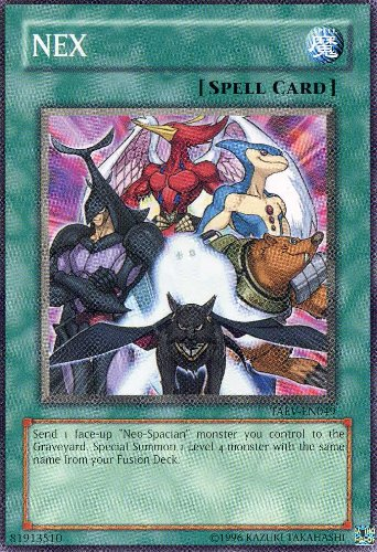 Yu-Gi-Oh! - NEX (TAEV-EN049) - Tactical Evolution - Unlimited Edition - Common