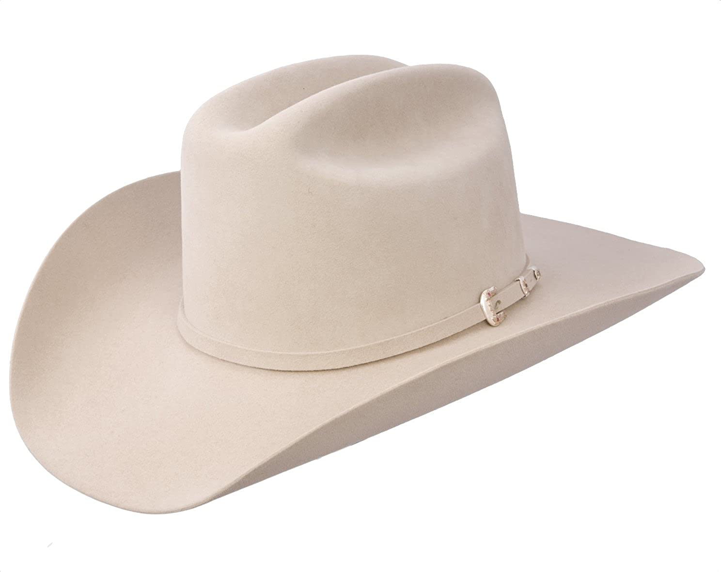 Stetson Men's El Patron 70% OFF Outlet Hat Western Tulsa Mall Silverbelly