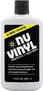 Nu Finish E301656600 Nu Vinyl Car Interior Protection, 7.75 oz, 7.75 Fluid_Ounces