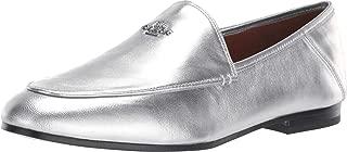 Womens Hallie Metallic Loafer