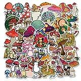 YOUKU Etiqueta engomada de la Seta del Color Regalo de los niños DIY Monopatín Refrigerador Cuaderno Graffiti Etiqueta Impermeable 50Uds