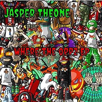 Where The Oppz EP