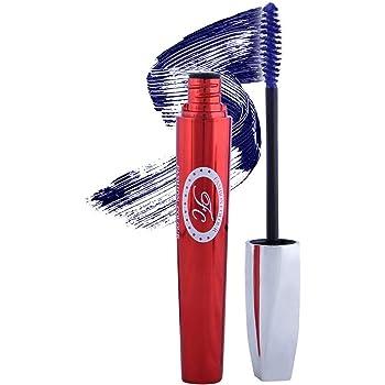 FC LOGO FC Fashion Colour Big Eye Waterproof Volume 360 Mascara (BLUE)
