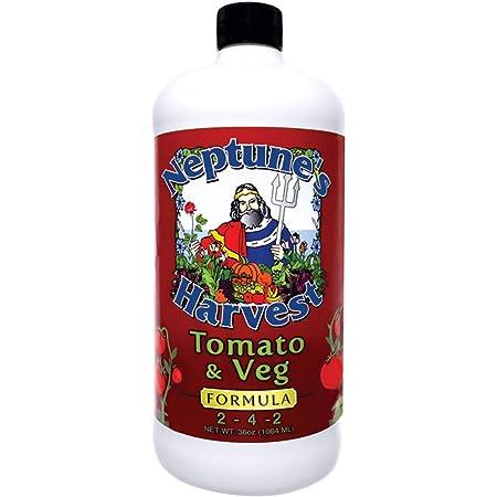 Neptune's Harvest Tomato & Veg Fertilizer 2-4-2, 36 oz