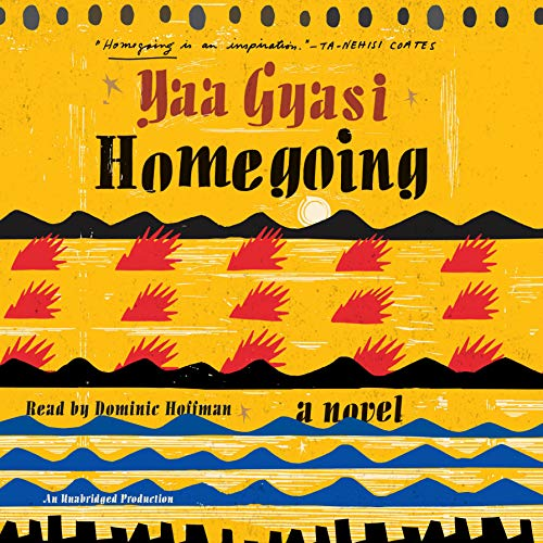 Homegoing audiobook cover art