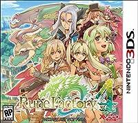 ルーンファクトリー4 Rune Factory 4 ニンテンドー3DS 英語北米版 [並行輸入品]