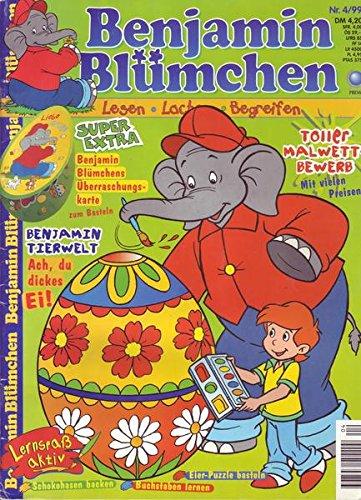 Benjamin Blümchen Nr. 4/1999