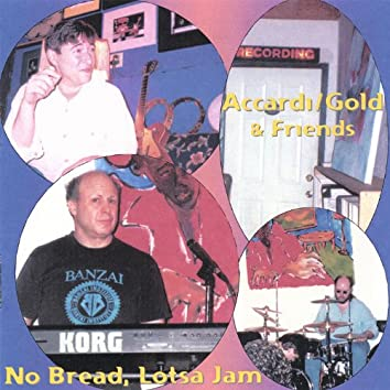 No Bread Lotsa Jam